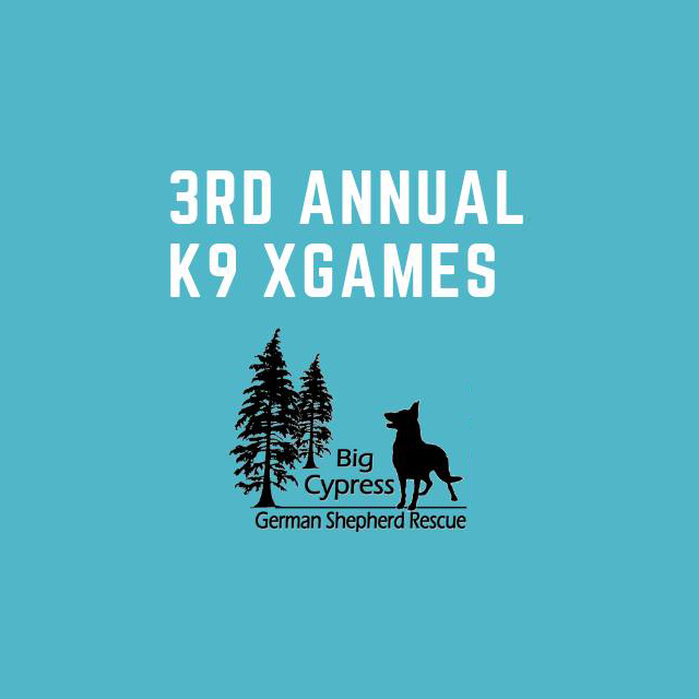 Previous Event and Fundraiser: 3rd Annual K9 XGames | Saving Grace Pet Food Bank, Inc.