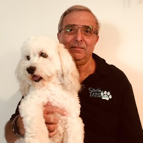 Sam DeAngelis, Vice President | Saving Grace Pet Food Bank, Inc.