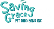 Alternative Logo | Saving Grace Pet Food Bank, Inc., A 501(c)3 Non-Profit Organization